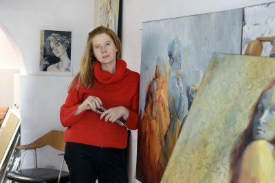 Sylwia Mużyło, kadr