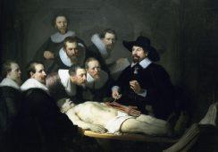 Medycyna w sztuce na przestrzeni wieków