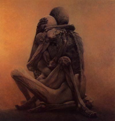 Sztuka intymną formą transcendencji