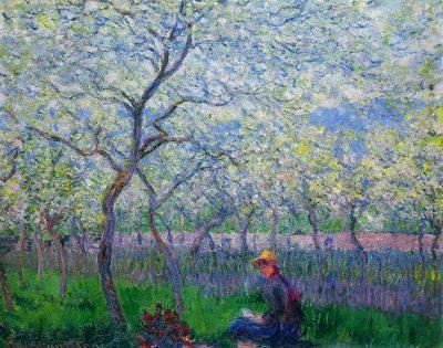 Motyw wiosny w sztuce