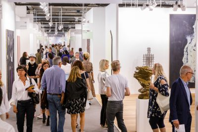 Art Basel in Basel 2019, Courtesy Art Basel