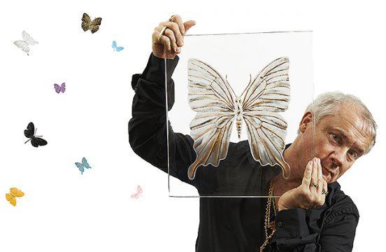 Sztuka Damiena Hirsta wspiera brytyjską służbę zdrowia