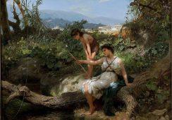 Czym jest natura akademika? O malarstwie Henryka Siemiradzkiego