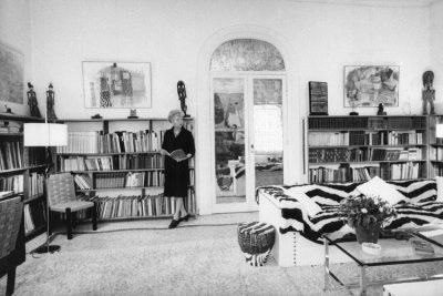 """""""Nie jestem kolekcjonerem dzieł sztuki. Jestem muzeum"""". Peggy Guggenheim"""