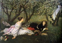 Nuta nostalgii i odrobina symboliki, czyli o motywie wiosny w sztuce