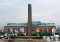Kultowe Tate Modern ma już 20 lat