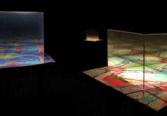 Casa degli Artisti, Bienno, Italia. Relacja z wystawy bez widza