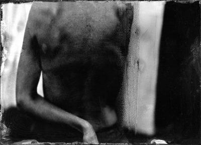 Mariusz Gajewski, z cyklu, Zona, fotografia - mokry kolodion