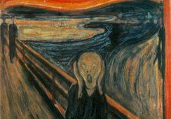 """Pogarsza się stan słynnego """"Krzyku"""" Muncha. Powodem oddech zwiedzających"""