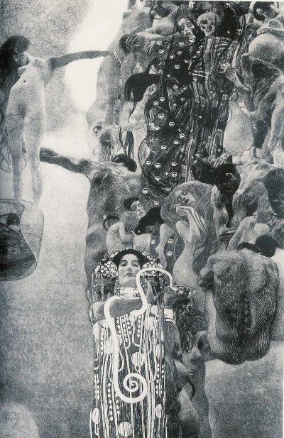 Historia skandali Klimta i Schiele