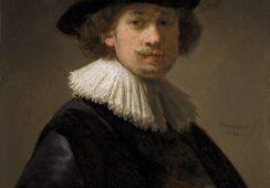Jeden z ostatnich autoportretów Rembrandta na aukcji Sotheby's