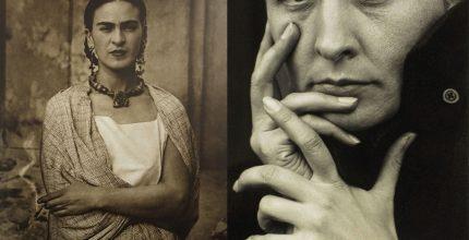 Historia przyjaźni Fridy Kahlo i Georgii O'Keeffe