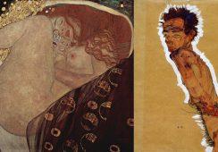 Historia skandali mistrzów awangardy - gorsząca sztuka Klimta i Schiele