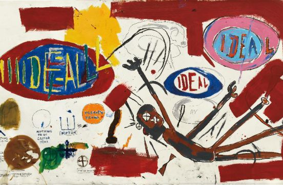 Wyjątkowe dzieło Basquiat'a na lipcowej aukcji Phillipsa