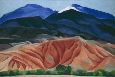 Płeć sztuki. Georgia O'Keeffe i Alfred Stieglitz