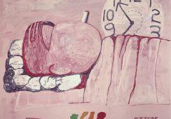 Abstrakcja doceniona po śmierci: Philip Guston malarstwo