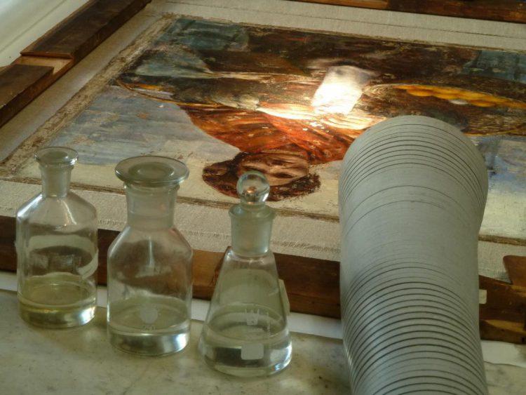 konserwacja dzieł sztuki