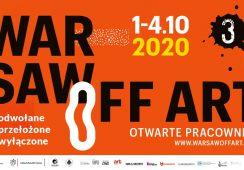 III edycja Warsaw off ART- festiwal niezależnej sztuki
