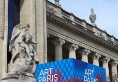 Ostatnie Targi Sztuki w Paryżu w Grand Palais