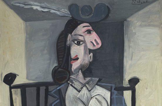 Obraz z Dorą Maar pędzla Pabla Picassa na aukcji w Christie's