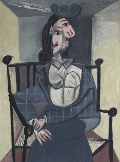 Obraz Pabla Picassa na aukcji w Christie's