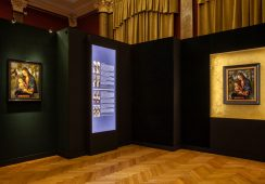 Madonna Cranacha w Muzeum Narodowym we Wrocławiu