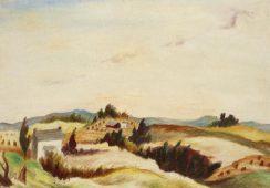 Wczesna praca Jacksona Pollocka na aukcji