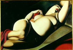 Tamara de Lempicka. Blaski i cienie artystki
