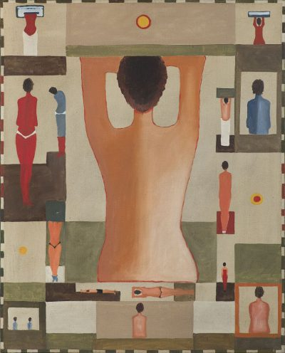 Jerzy Nowosielski, Monografia nieznajomej, 1978