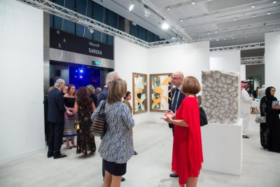 Abu Dhabi Art 2018 - Art Fair