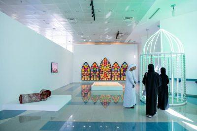 Abu Dhabi Art 2019 - Khalifa University Exhibition