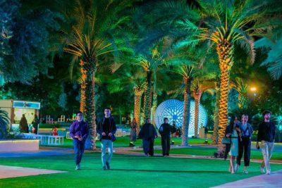Abu Dhabi Art 2019 - Venue