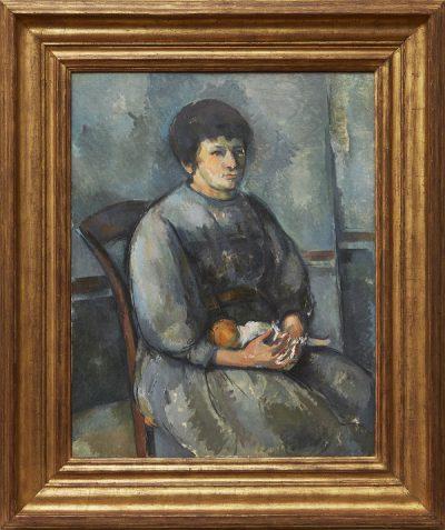 Acquavella Galleries, New York, Paul Cezanne, TEFAF New York Fall