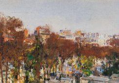 Obraz Juliana Fałata wrócił do Muzeum Narodowego w Krakowie
