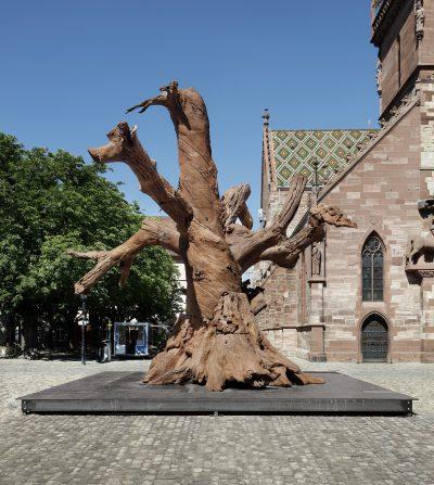 Neugerriemschneider, Berlin, Ai Weiwei_TEFAF New York Fall
