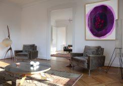 Okiem projektanta: Obrazy z żywicy, czyli współczesna abstrakcja wyrażająca charakter naszych domów