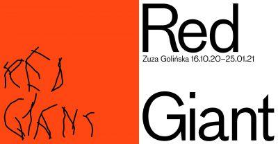 Red Giant. Zuza Golińska