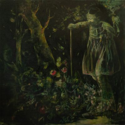 Julia Medyńska, The Witch