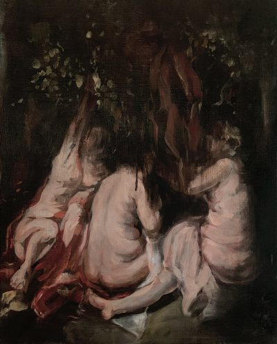 Julia Medyńska, Three Graces