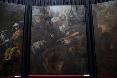 """Wystawa """"Willmann encore. Męczeństwa apostołów"""""""