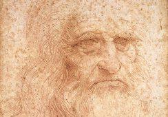 Niezwykłe odkrycie na rysunkach Leonarda da Vinci