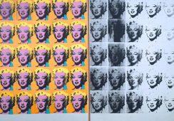 Warhol, Klein, Rothko i Hirst bohaterami batalii sądowej