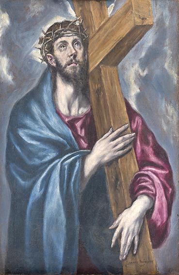 Nowo uwierzytelniony obraz El Greco, źródło: CAEM http://www.caem.udl.cat/