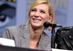 Cate Blanchett zbuduje własną galerię sztuki
