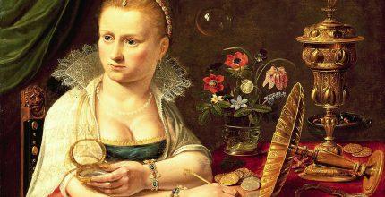 "Clara Peeters, ""Alegoria Vanitas"", ok. 1613–1620, źródło: Wikimedia Commons"