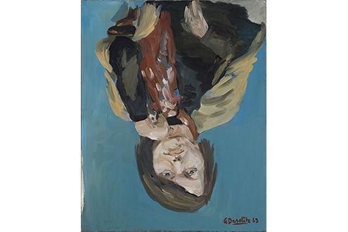 Georg Baselitz dla Metropolitan Museum of Art