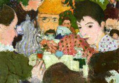 Pierre Bonnard - mistrz zabawy formą i kolorem