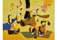 Gorky i Kandinsky w Christie's - rzadkie prace wracają na rynek po 50 latach