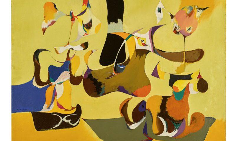 Gorky i Kandinsky na aukcji w Christie's