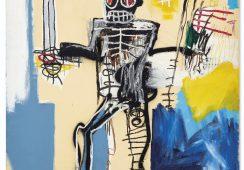Nowy rekord dla Basquiata na aukcji w Hong Kongu